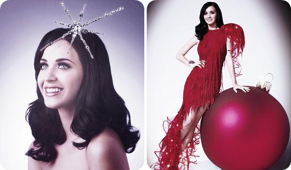 """Katy fait la couverture du magazine """" Grazia """" spécial Noël. Vous pouvez voir la couverture du magazine ainsi que les scans ici"""