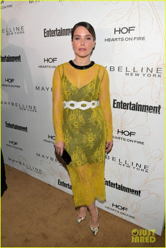 Sophia Bush – 2018 Entertainment Weekly Pre-SAG Party in LA