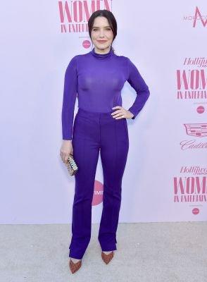 """Le 11 Décembre 2019, Sophia Bush était à l'événement """"The Hollywood Reporter's Power 100 Women in Entertainment"""" à Los Angeles."""