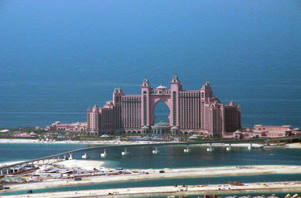 *Atlantis Hotel Dubai