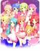 AKB0048 Présentation Anime Manga One-Short Vocaloid