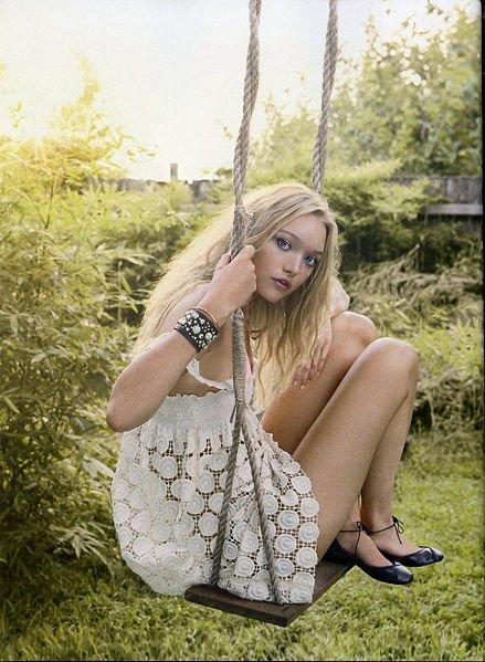 Gemma Ward - 24 ans.