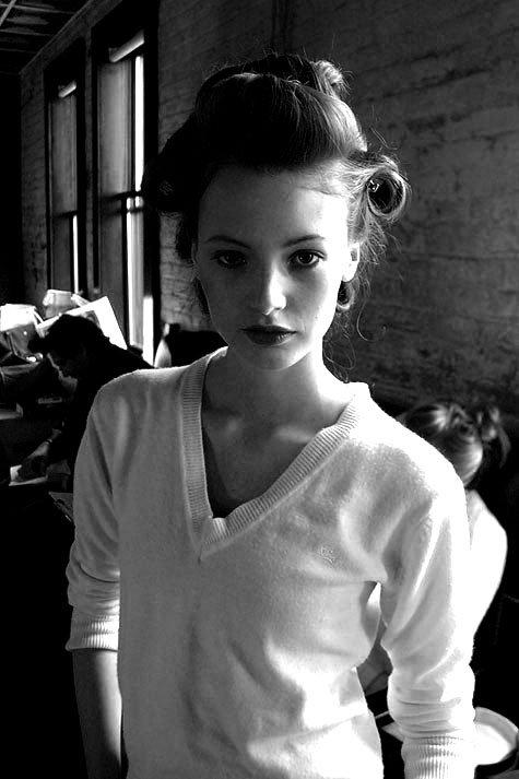 Mona Johannesson - 24 ans.