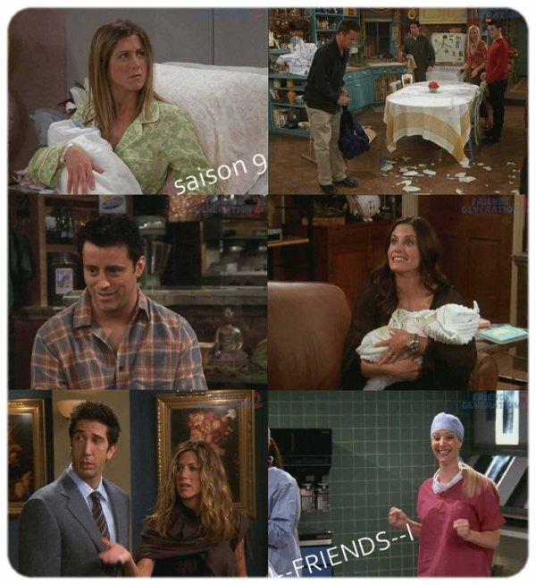 Lappartement de Monica Geller est un lieu central de la sitcom Friends.