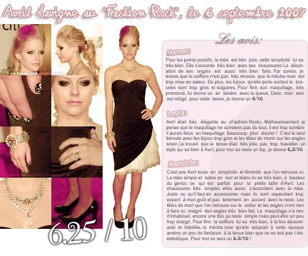 Article VI :: La mode façon Avril Lavigne. | En partenariat avec HoneyDiary.