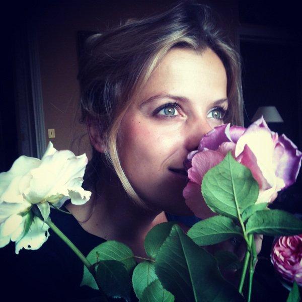 printemps et l amour des roses m inspire