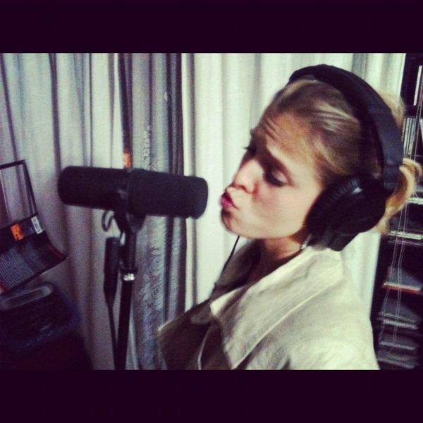 Enregistrement studio du nouvel album byronkage+soirée fouquet's