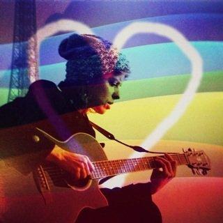 Pochette album EP:showyourheart