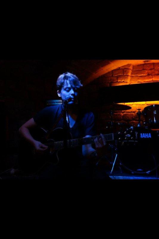 Photos de mon dernier concert en vu de mon album