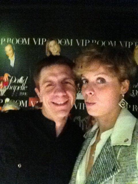 Soirée caritative gala :viproom avec jean Roch/tal/karima charmi teamjenifer thevoice saison 2