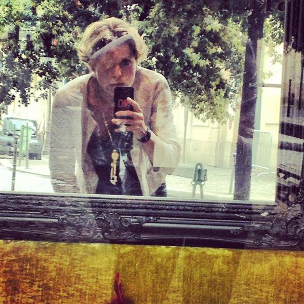Journée a Paris avec ma cousine