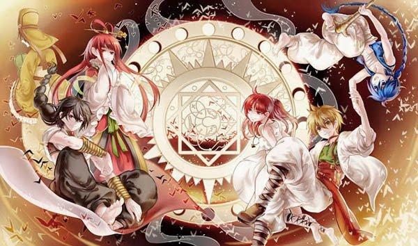 Magi: The Kingdom of Magic saison 2