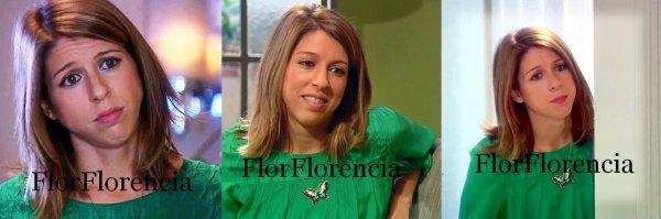 Florencia dans la serie