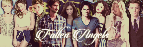 Fallen Angels - Fanfiction