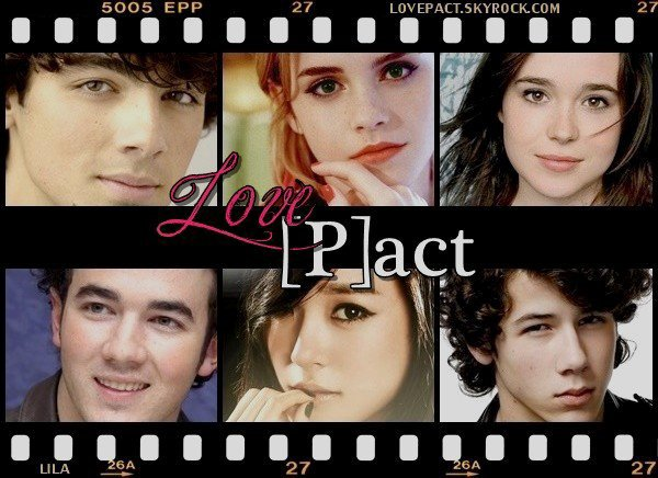 Love Pact - Fanfiction