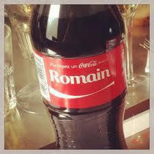mon prenom !! et ma bouteille