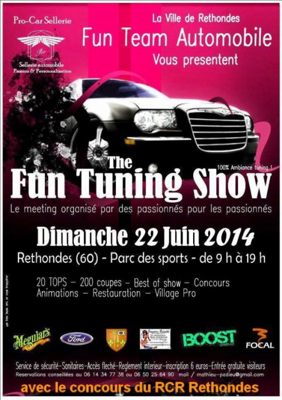 Tuning Show a Rethondes (60)