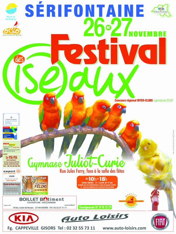 Concours regional Inter clubs Serifontaine