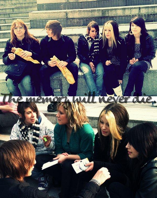 « Car Mélanie, la vie n'est notre amie que le temps d'un concert à Bercy. » Tischa ♥