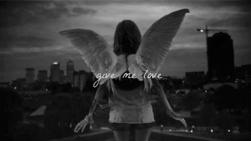 Donne moi de l'amour