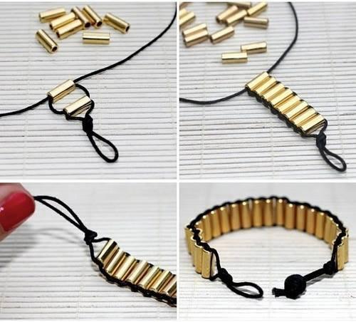 Tuto bracelet :)