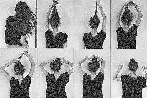Tuto coiffure #1 :)