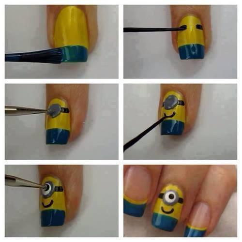 Tuto nail art #2