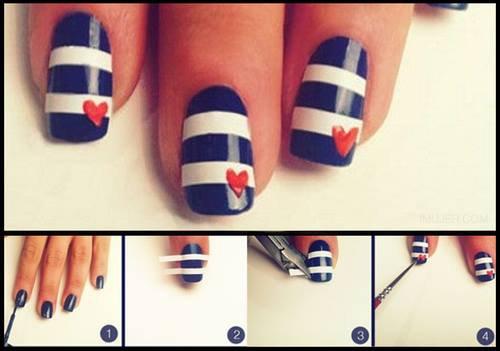 Tuto nail art #5