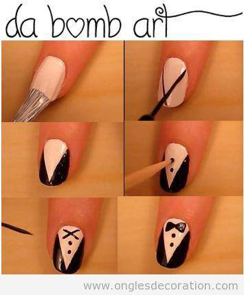 Tuto nail art #6