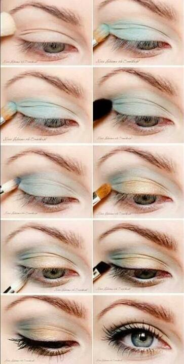 Tuto make-up :)