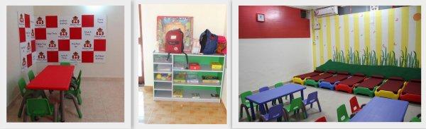 Preschools in India - Preschool curriculum