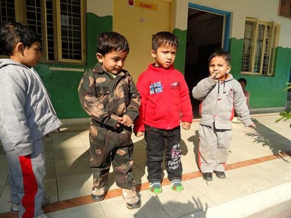 Maple Bear a top Day Care School in Delhi