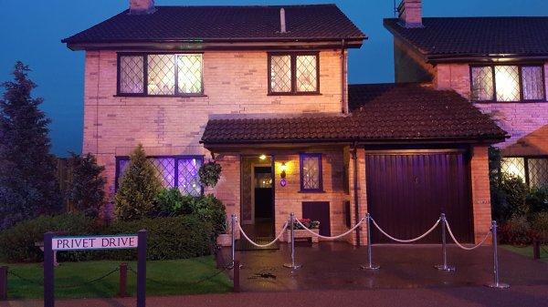 La maison des Dursley
