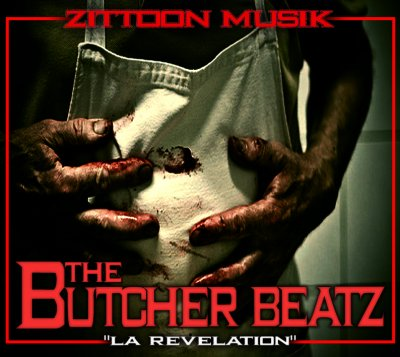 "Enfin disponible totalement gratuite la compil' d'instrus de Zittoon ""The butcher beatZ"" vol1"
