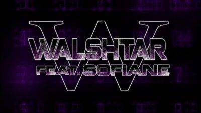 """W / W aka WALSHTAR Feat SOFIANE """"Tout droit du 9.4./ 9.3."""" (2012)"""
