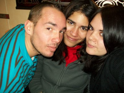 Mes chouchous & moi le 30 décembre 2010