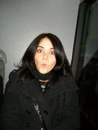 Ma chérie & moi le 30 décembre 2010