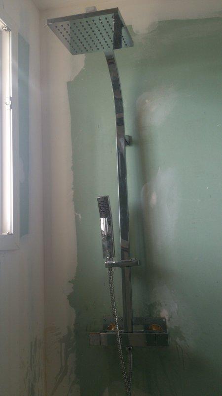 L'évolution de ma salle de bain en images :)
