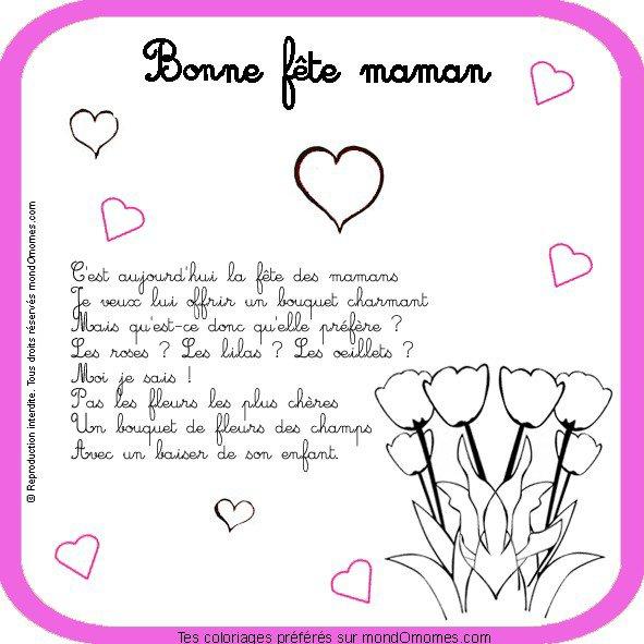 Le 26.05.2013 c'est la fêtes des mères