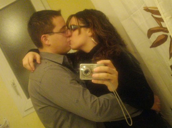 Minha paixão,Meu amor, Meu homen hà mais de um mês e meio ♥