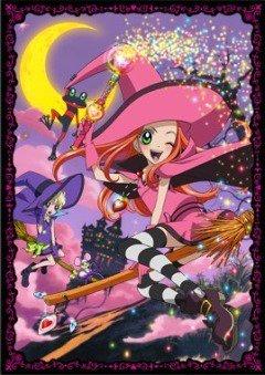 Puis avec mon deuxième mangas quand j'avais 8-9 ans et c'était Chocola et Vanilla (Sugar Sugar Rune)