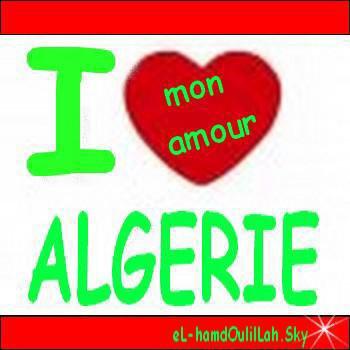 algerien et fiere