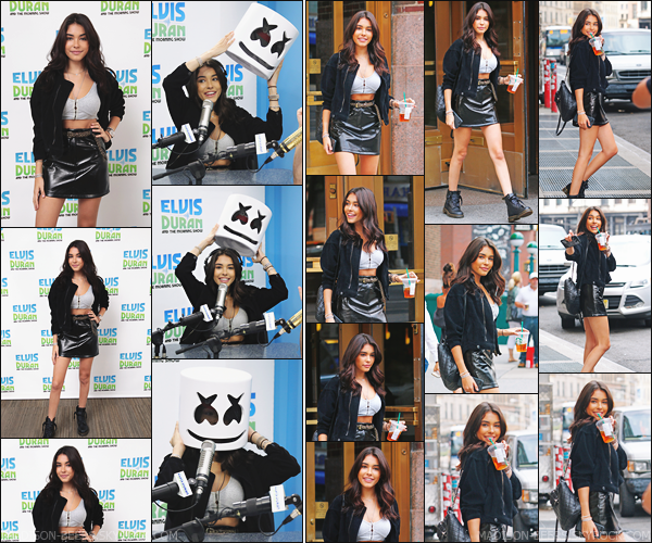 - 28/07/2017 : Madison a été au « The Elvis Duran Z100 Morning Show » au Z100 Studio à New-York City. Plus tard, Madison E. Beer a été aperçue quittant « Z100 Studio » à New-York City. Concernant sa tenue, c'est un petit top. -