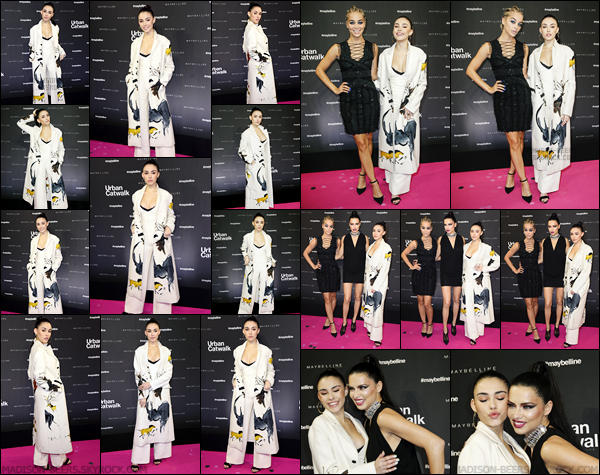 - 18/01/2018 : Madison était sur le carpet de « Maybelline Urban Catwalk » pendant la Fashion Week à Berlin. Pendant la Fashion Week, Madison Beer a chanter un nouveau single : « Home With You ». Côté tenue, c'est un petit bof! -
