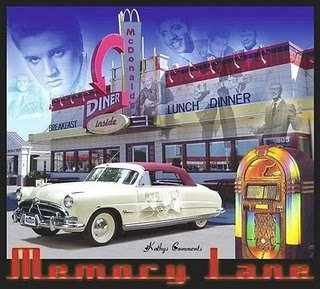 WELCOME TO THE 50's & 40's WORLD