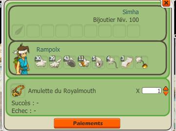 Projet Rampo-Dawa !