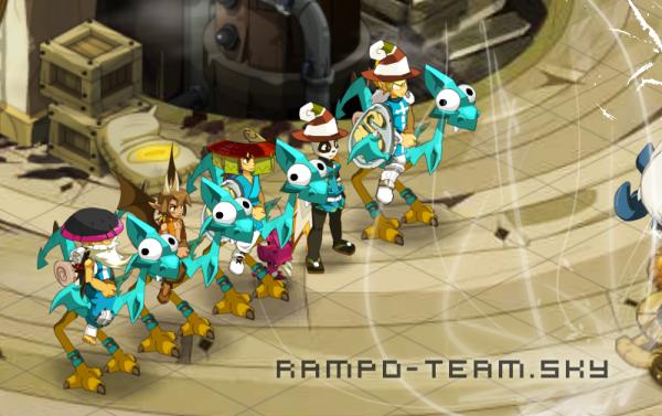Reprise de la team !