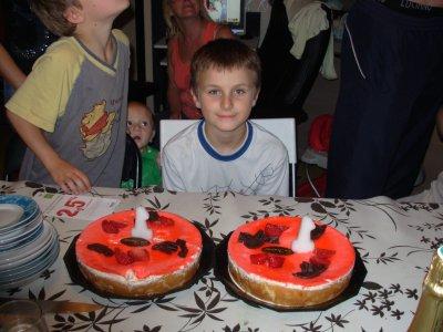 benj qui a feter ses 11 ans le 20/08
