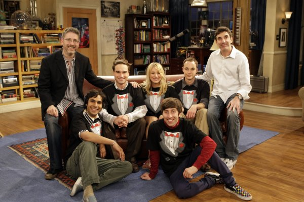 the big bang theory !!!