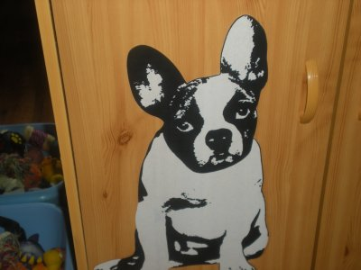 mes stickers bouledogues